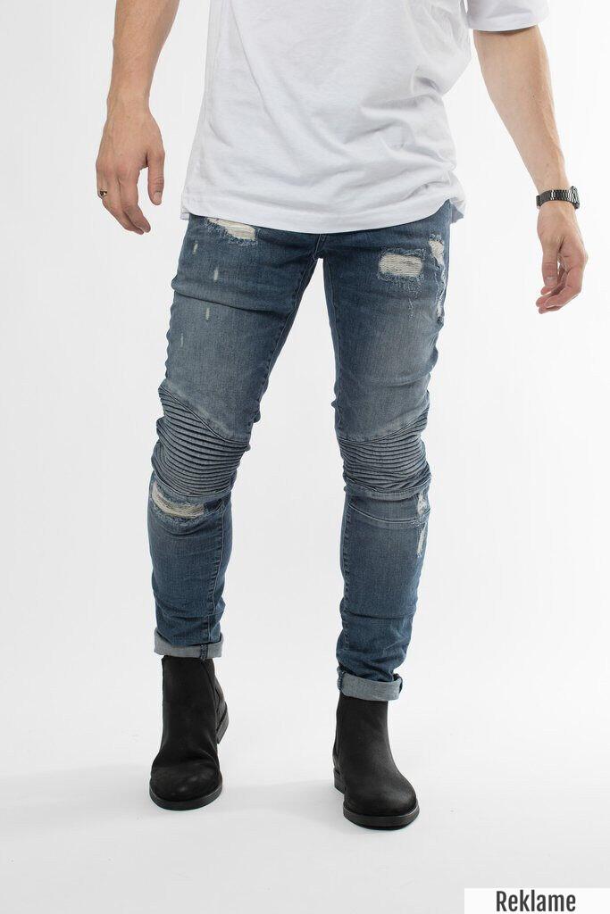 Biker Jeans